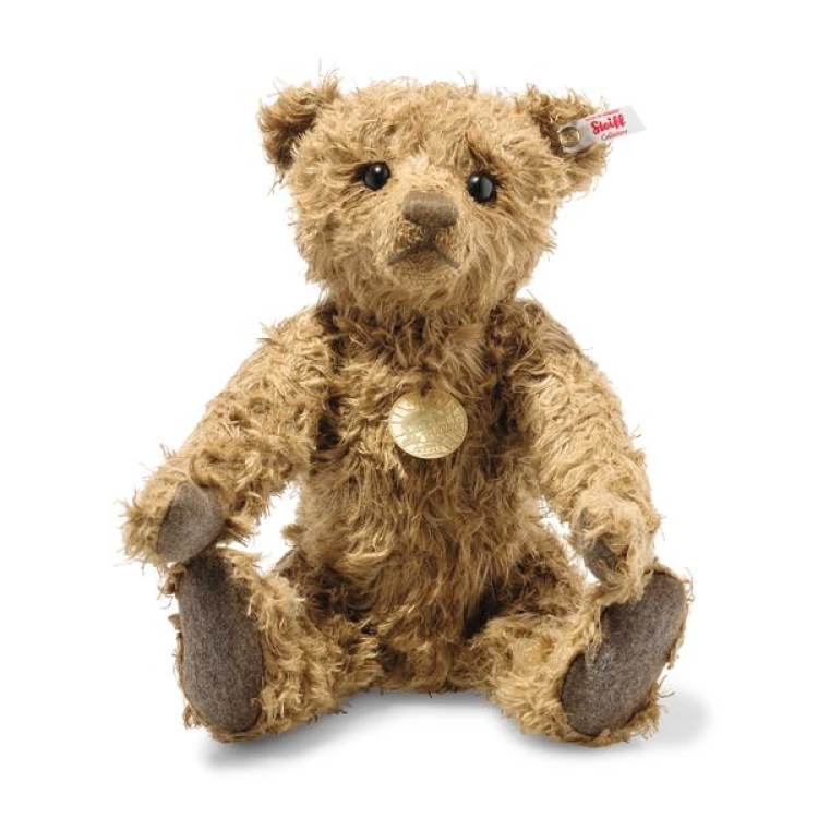 Hansel 'Vegan' Hemp Bear (006968) 36CM