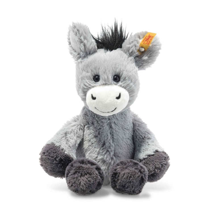 Soft Cuddly Friends - Dinkie Donkey (073922) 20CM