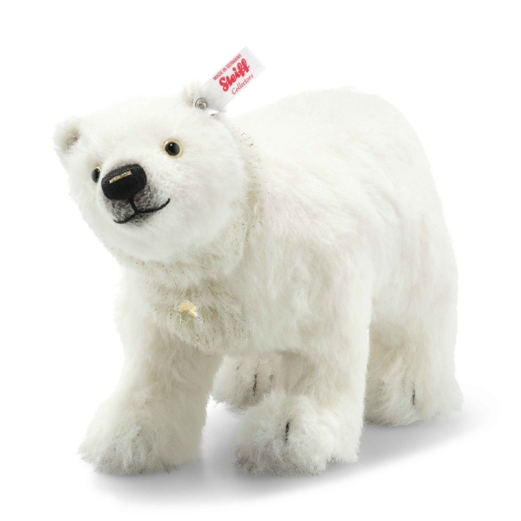 Winter Polar Bear (006227) 30CM